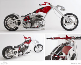 OCC Solidworks Chooper - Front Wheel