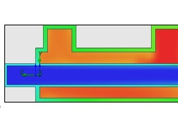Trocador de Calor - Solidworks Flow simulation 2013