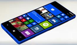 Nokia Lumia 1620 Prototype