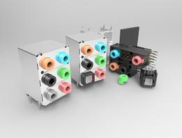 Rebuild Audio Jack / POF+Audio Connector