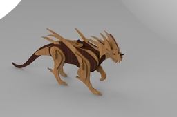 Dragon WoodCraft