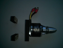 Motor Mounts for Multirotors