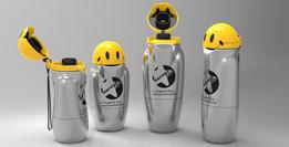 Causebottle Smiling Bottle (Final version)