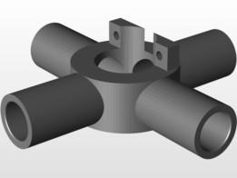centerpiece mount Spiderbeam antenna (Skypper,G4ZU)