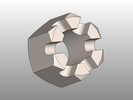 ecrou - Recent models | 3D CAD Model Collection | GrabCAD Community