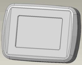 """Gainta PL2943 (display 4,3"""")"""