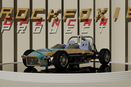 RockFoxie 2.03 - Track Day Roadster