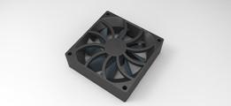 CPU Casing Cooling Fan