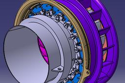 Horizontal Francis Turbine