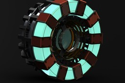 Iron Man Arc Reactor (Request)