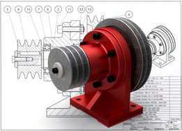 Conjunto Mecânico (Mechanical Assembly)