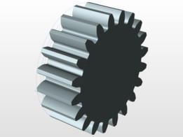 involute - Recent models | 3D CAD Model Collection | GrabCAD