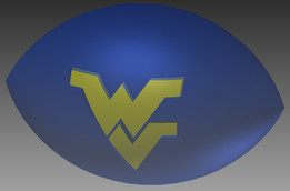 Flying WV Football