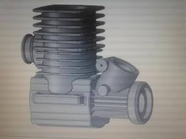 ntro engine body