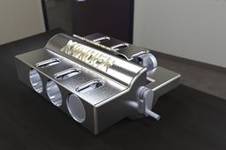 Boxer Flat 6 Engine