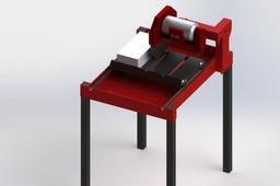 Stone cutting machine 1.1kw 250mm
