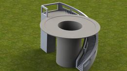 Request: Spiral ladder