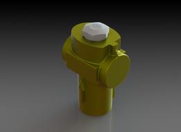 """Válvula Limitadora de Pressão-Rosca NPT 3/8"""" - 18F/"""""""