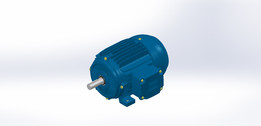 WEG 143T FAME ELECTRIC MOTOR