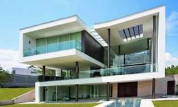 construção de uma casa com solidworks