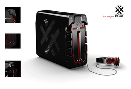 Boxx Engine - A glimpse at the future.