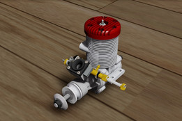 Model RC engine Webra Speed 61F RC