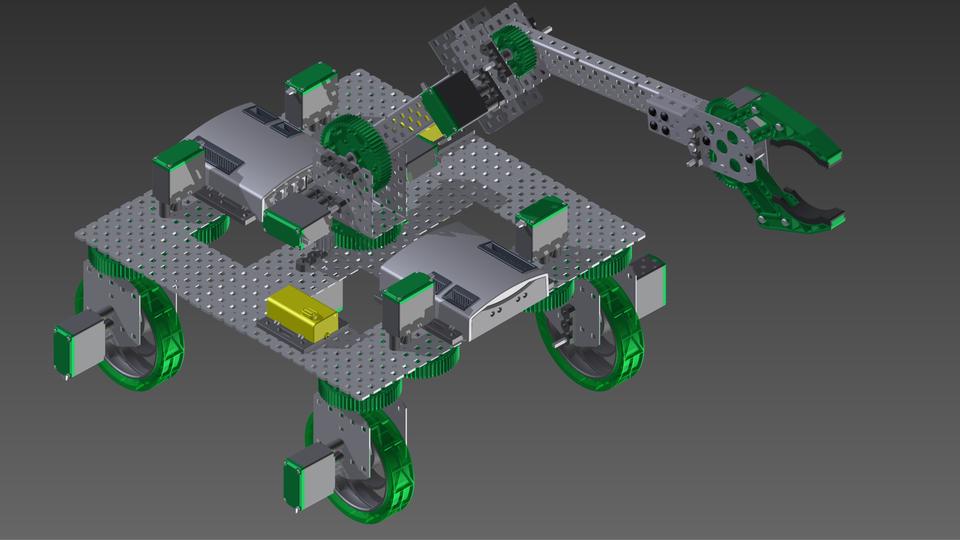 vex - Recent models - GrabCAD - CAD Library