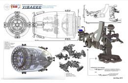 VISACEC Space Station Recreation Center