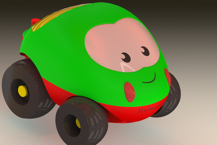 Its Magical Toys : Itsimagical toy car