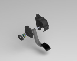Throttle Pedal Design Challenge
