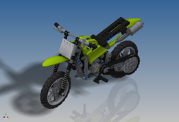 LEGO Technic - Dirt Bike (8291)