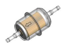 Fuel filter - Carburetor cars