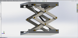SOLIDWORKS, lift - Most downloaded models | 3D CAD Model Collection