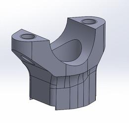 Riser KTM Enduro