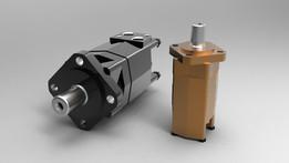 Motor orbital Sauer Danfoss