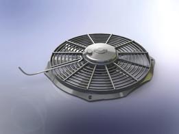 225mm spal axial fan