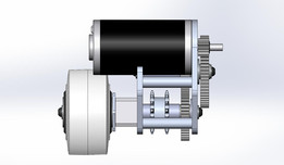 WCD Inverted Gearbox