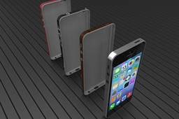 iPhone 5 Protection Case Cover