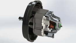KÄRCHER NT 361 ECO electric motor