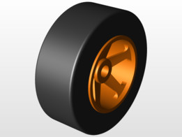 Mini tire
