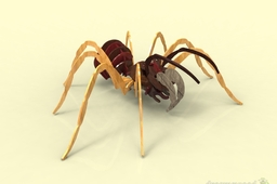 Tarantula Wood Craft Puzzle