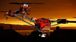 horizon 1 - Quadcopter Transforming Design