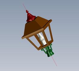 PRO400 Lantern