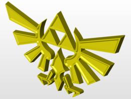 zelda - Recent models | 3D CAD Model Collection | GrabCAD