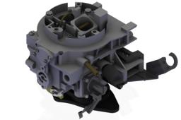 Carburetor 2 barrel Volkswagen