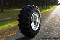 Good Year's Tractor Rear Tyre 710/70R42