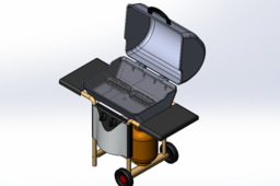 Gas Grill Project