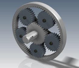 (request) Planetary gear set