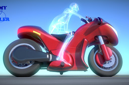 E-Bike Concept by Tommy