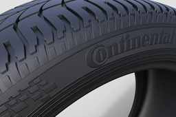 A Brand New Continental Tire.